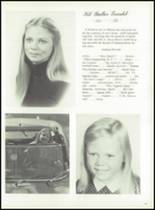 1976 Louise S. McGehee High School Yearbook Page 44 & 45