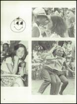1976 Louise S. McGehee High School Yearbook Page 54 & 55