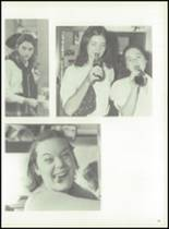 1976 Louise S. McGehee High School Yearbook Page 56 & 57