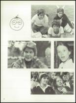 1976 Louise S. McGehee High School Yearbook Page 58 & 59
