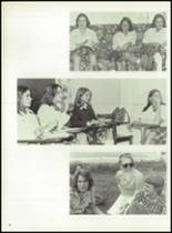1976 Louise S. McGehee High School Yearbook Page 62 & 63