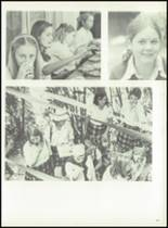 1976 Louise S. McGehee High School Yearbook Page 70 & 71
