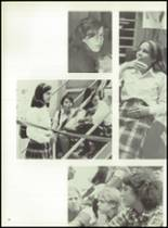 1976 Louise S. McGehee High School Yearbook Page 74 & 75