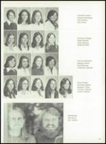 1976 Louise S. McGehee High School Yearbook Page 76 & 77