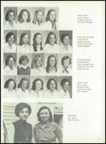 1976 Louise S. McGehee High School Yearbook Page 84 & 85