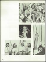 1976 Louise S. McGehee High School Yearbook Page 86 & 87