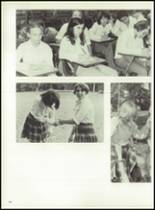 1976 Louise S. McGehee High School Yearbook Page 104 & 105