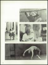 1976 Louise S. McGehee High School Yearbook Page 108 & 109