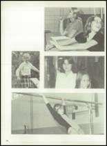 1976 Louise S. McGehee High School Yearbook Page 110 & 111