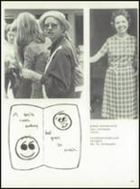 1976 Louise S. McGehee High School Yearbook Page 132 & 133