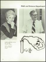 1976 Louise S. McGehee High School Yearbook Page 134 & 135