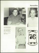 1976 Louise S. McGehee High School Yearbook Page 138 & 139