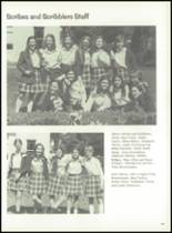 1976 Louise S. McGehee High School Yearbook Page 152 & 153