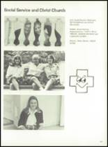 1976 Louise S. McGehee High School Yearbook Page 158 & 159