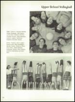 1976 Louise S. McGehee High School Yearbook Page 166 & 167