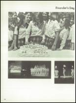 1976 Louise S. McGehee High School Yearbook Page 184 & 185