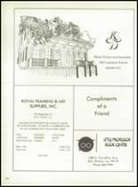 1976 Louise S. McGehee High School Yearbook Page 204 & 205