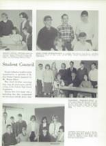 1966 Jackson High School Yearbook Page 38 & 39