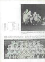 1966 Jackson High School Yearbook Page 54 & 55