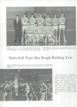1966 Jackson High School Yearbook Page 56 & 57