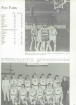 1966 Jackson High School Yearbook Page 58 & 59