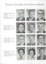 1966 Jackson High School Yearbook Page 70 & 71