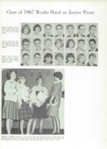 1966 Jackson High School Yearbook Page 74 & 75