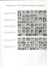 1966 Jackson High School Yearbook Page 80 & 81