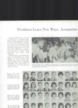 1966 Jackson High School Yearbook Page 82 & 83