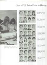 1966 Jackson High School Yearbook Page 84 & 85