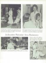 1966 Jackson High School Yearbook Page 92 & 93