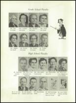 1958 Walsh High School Yearbook Page 10 & 11