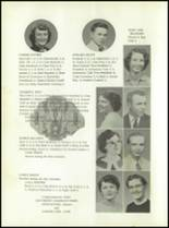 1958 Walsh High School Yearbook Page 14 & 15