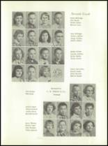 1958 Walsh High School Yearbook Page 26 & 27