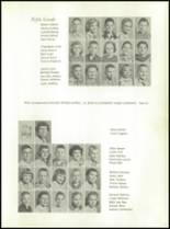 1958 Walsh High School Yearbook Page 28 & 29