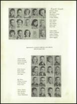 1958 Walsh High School Yearbook Page 30 & 31