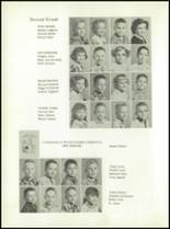 1958 Walsh High School Yearbook Page 32 & 33