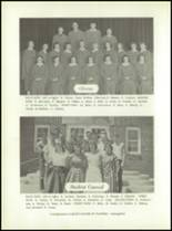 1958 Walsh High School Yearbook Page 42 & 43