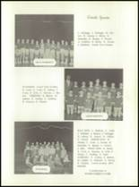 1958 Walsh High School Yearbook Page 50 & 51