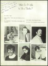 1976 Hall-Dale High School Yearbook Page 12 & 13
