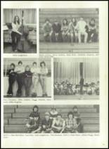 1976 Hall-Dale High School Yearbook Page 14 & 15