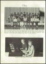1976 Hall-Dale High School Yearbook Page 16 & 17