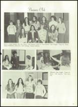 1976 Hall-Dale High School Yearbook Page 18 & 19