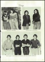 1976 Hall-Dale High School Yearbook Page 20 & 21