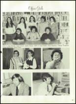 1976 Hall-Dale High School Yearbook Page 26 & 27