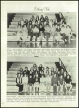 1976 Hall-Dale High School Yearbook Page 28 & 29