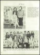1976 Hall-Dale High School Yearbook Page 30 & 31
