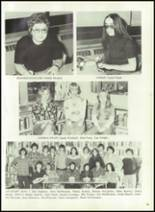 1976 Hall-Dale High School Yearbook Page 32 & 33