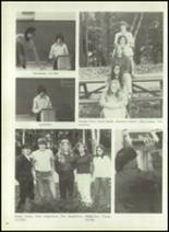 1976 Hall-Dale High School Yearbook Page 44 & 45