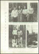 1976 Hall-Dale High School Yearbook Page 48 & 49
